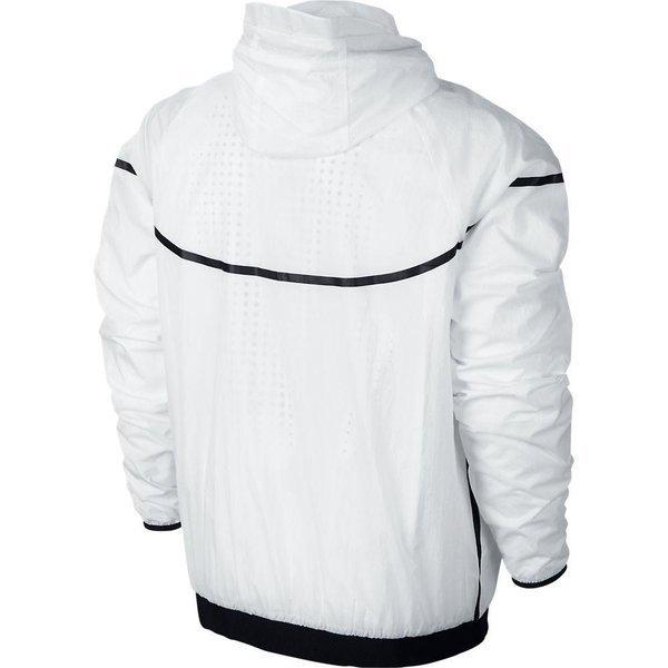 Nike Aeroshield Gloves: Nike Windrunner Tech Aeroshield White/Black