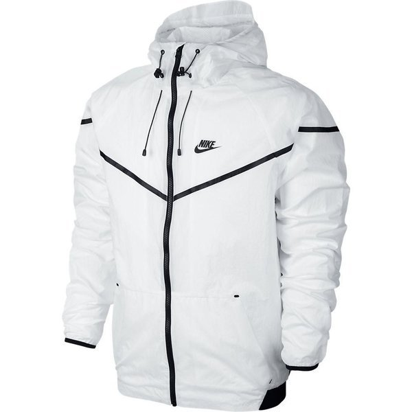 Nike Windrunner Tech Aeroshield HvidSort
