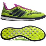 adidas Primeknit 2.0 Boost Neon/Hvid/Navy