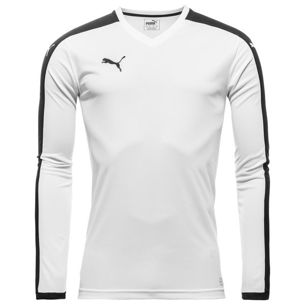 a2d3aeee9e09 25.00 EUR. Price is incl. 19% VAT. -60%. Puma Football Shirt Pitch L S White  Black