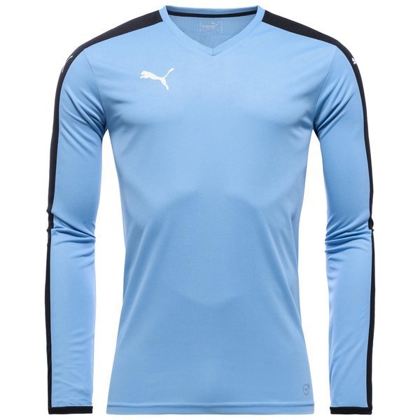 Puma Football Shirt Pitch L/S Team Team Pearl Blue/Black. Read more about  the product. - football shirts. - football shirts