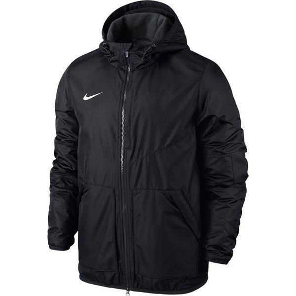57ac5fa6 Nike Jakke Team Fall - Sort Barn | www.unisportstore.no