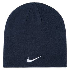 Nike Bonnet Team Performance - Bleu Marine/Blanc