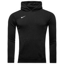 Nike Hoodie Team Club Zwart Kinderen