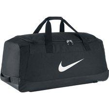 Nike Roller Bag Club Team Swoosh w/Wheels Black