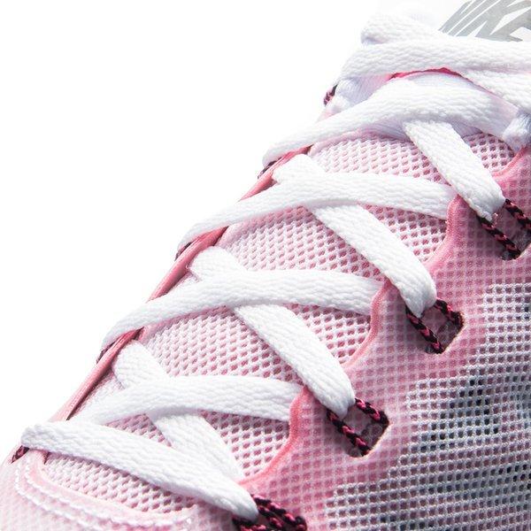 Nike Løpesko Lunarglide 6 HvitRosaSort Dame | www