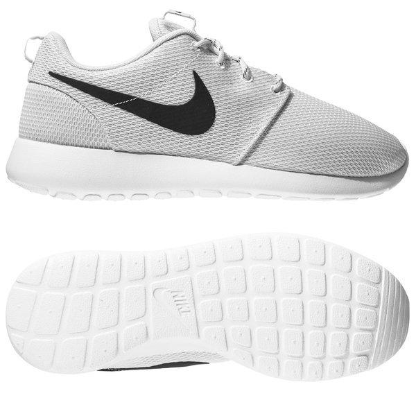 Nike Roshe Run Pure PlatinumBlackWhite Women