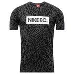 Nike F.C. T-Shirt Wild Glory Grå