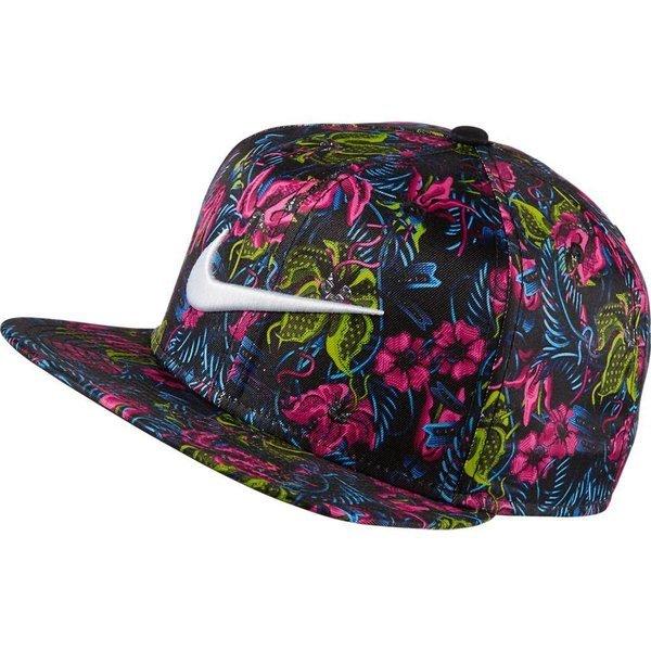 452c5f324a7 france nike cap snapback pro floral black pink pow white a94de dd2b0