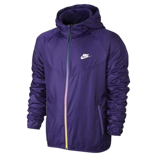 Nike Windrunner Fast Track Solid Court Purple/White | www