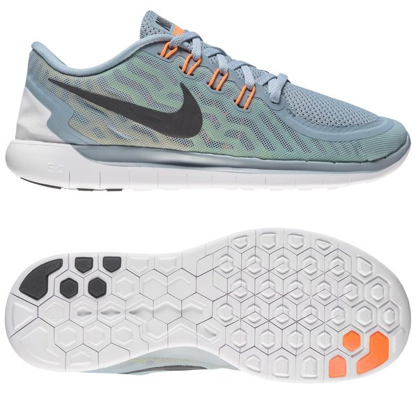 75dcca1f16ae Nike Free Running Shoe 5.0 Dove Grey Electric Green Volt Black. Read more  about the product. - running shoes. - running shoes image shadow
