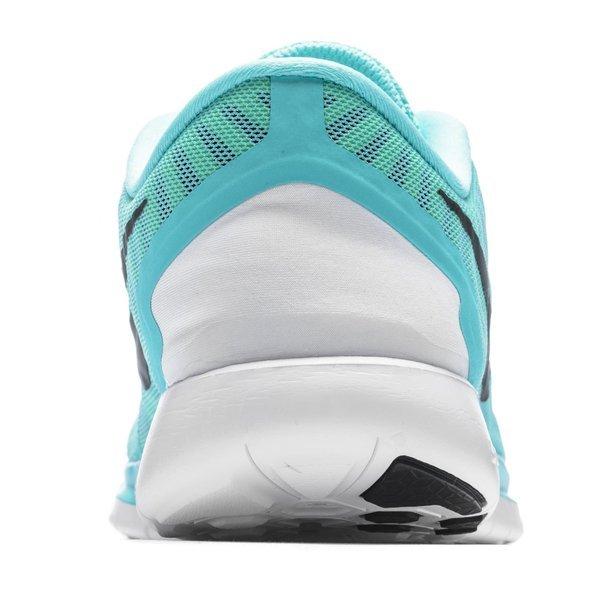 low priced fdb50 43a25 Nike Free Juoksukenkä 5.0 Turkoosi Vihreä Musta Naiset 2