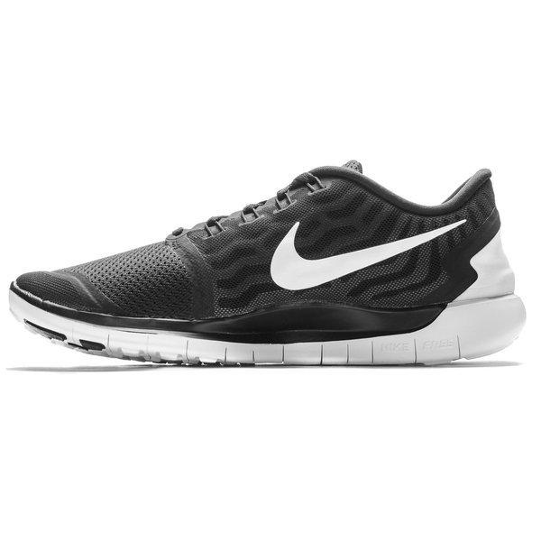 Nike Free Juoksukenkä 5.0 Musta Harmaa Valkoinen Naiset. Lue lisää  tuotteesta. - juoksukengät. - juoksukengät image shadow. - juoksukengät 396225cf9c