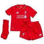 Liverpool Hjemmebanetrøje 2015/16 Mini-Kit Børn
