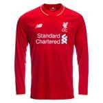Liverpool Hjemmebanetrøje 2015/16 L/Æ
