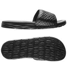 Nike Badesandal Benassi Solarsoft 2 Sort/Grå