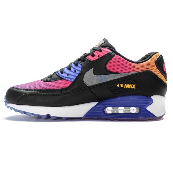 Nike Air Max 90 SD BlackPersian VioletPink ForceCool Grey