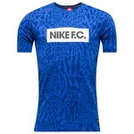 Nike F.C. T-Shirt Wild Glory Blå