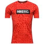 Nike F.C. T-Shirt Wild Glory Rød