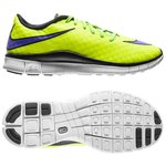 Nike Free Hypervenom Neon/Lilla/Sort Børn