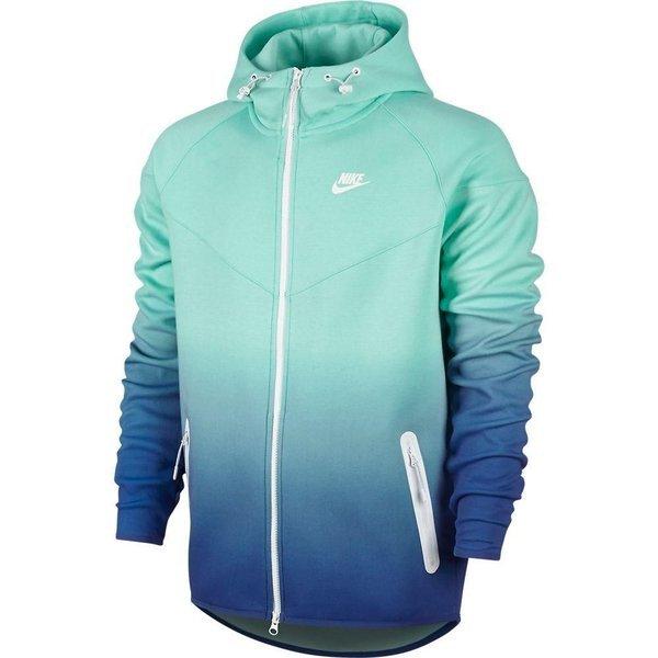 NIKE TECH FLEECE FADE WINDRUNNER @ Nike US   Nike windrunner