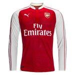 Arsenal Hjemmebanetrøje 2015/16 L/Æ Børn