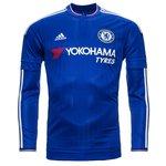 Chelsea Hjemmebanetrøje 2015/16 L/Æ