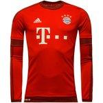 Bayern München Hjemmebanetrøje 2015/16 L/Æ
