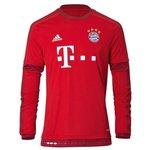 Bayern München Hjemmebanetrøje 2015/16 L/Æ Børn