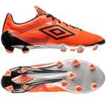 Umbro Velocita Pro HG Orange/Schwarz/Weiß
