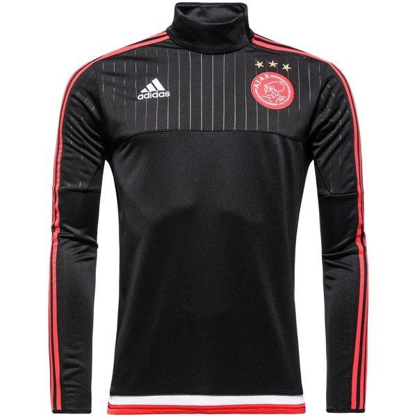 e9a5057c981 Ajax Training Shirt Black/Bold Red | www.unisportstore.com