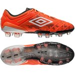 Umbro UX 2.0 Pro HG Orange/Hvid/Sort