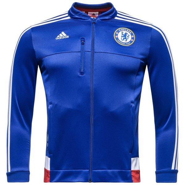 Chelsea Jacke Anthem BlauWeißRot |