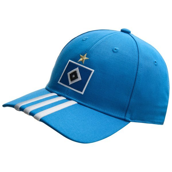 Hamburger SV Cap 3S Bright Blue/White/Black