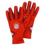 Bayern München Spielerhandschuhe Field Player Rot/Weiß