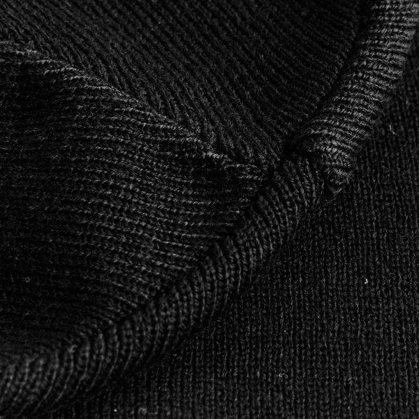 3d840c5bc4ef6 Juventus Ski Hat 3S Woolie Black White