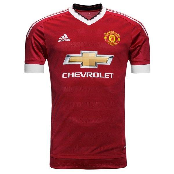 buy popular 7c831 6d5d8 Manchester United Home Shirt 2015/16 Adizero | www ...
