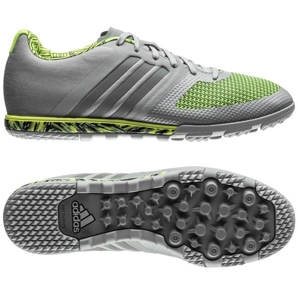 0226416a587f adidas Ace 15.1 Cage TF City Pack Clear Brown Dark Grey Solar Yellow ...
