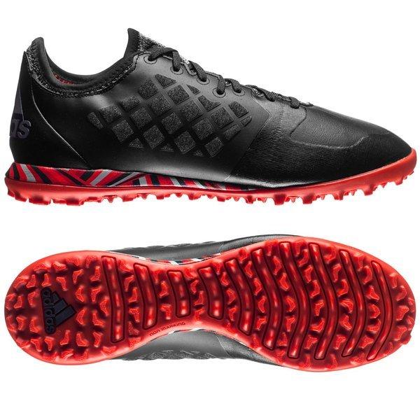d1d7efedfa6e adidas X 15.1 Cage TF City Pack Core Black/Super Pink/Midnight Grey ...