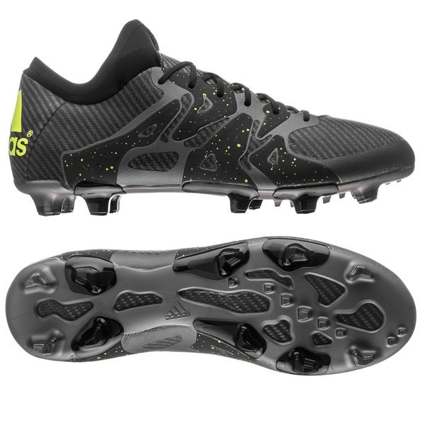 adidas X 15.1 FG AG Core Black Solar Yellow Night Metallic. Read more about  the product. - football boots. - football boots image shadow 71f3ed8a2