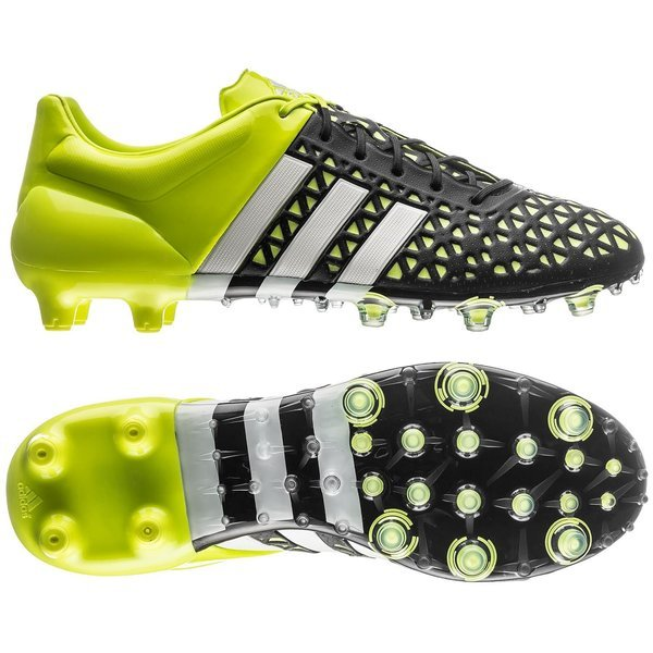 huge selection of 9a9d7 78587 adidas Ace 15.1 FG AG Solar Yellow White Black   www.unisportstore.com