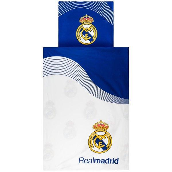 Real Madrid Bettwäsche Weißblau Wwwunisportstorede