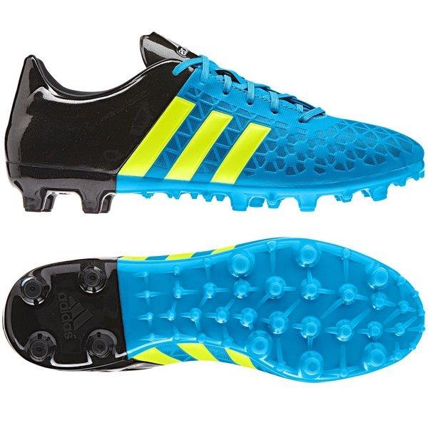 official photos 4156d 06789 adidas Ace 15.3 FG/AG Solar Blue/Solar Yellow/Core Black ...