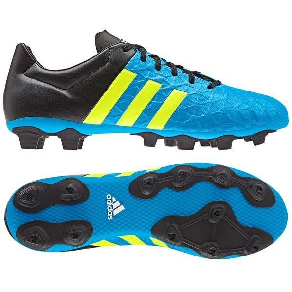hot sales a3beb 364cf adidas Ace 15.4 FxG Solar Blue/Solar Yellow/Core Black | www ...