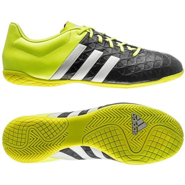 adidas Ace 15.4 IN Core Black/White