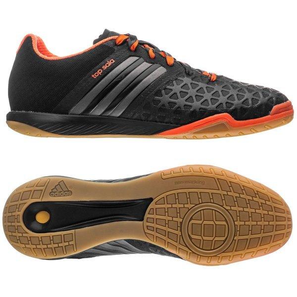 vóleibol Velocidad supersónica Alinear  adidas Ace 15.1 Topsala Core Black/Night Metallic/Solar Orange ...