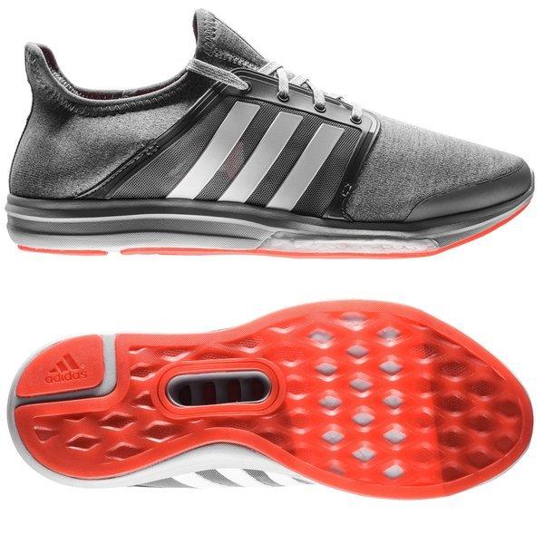 fondo tensión Oriental  adidas Running Shoe Climachill Sonic Boost Core Heather/White/Vista Grey |  www.unisportstore.com
