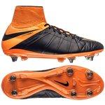 Nike Hypervenom Phantom II Skind SG-PRO Sort/Orange