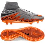 Nike Hypervenom Phatal II FG Grå/Orange/Sort