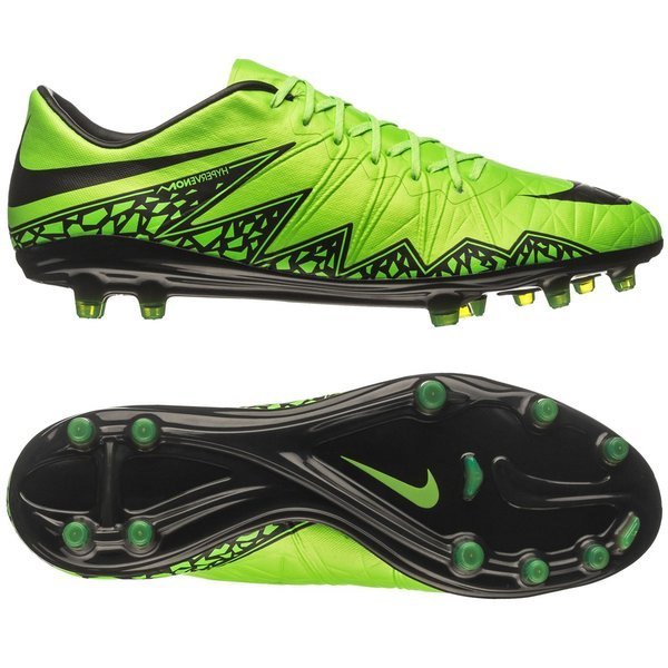 d84765b854d Nike Hypervenom Phinish FG Wolf Green Strike Black Volt. Read more about  the product. - football boots. - football boots image shadow